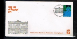 1974 - Netherlands Cover Stamps Day Nr.7 With NVPH 1000 - Amsterdam - [B15_107] - Periode 1949-1980 (Juliana)