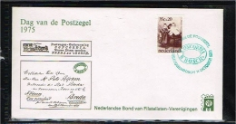 1975 - Netherlands Cover Stamps Day Nr.8 With NVPH 1060 - 's-Hertogenbosch - [B15_127] - Periode 1949-1980 (Juliana)