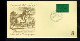 1976 - Netherlands Cover Stamps Day Nr.9 With NVPH 936 - Amsterdam - [B16_028] - Periode 1949-1980 (Juliana)