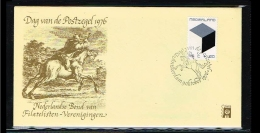 1976 - Netherlands Cover Stamps Day Nr.9 With NVPH 982 - Amsterdam - [B16_035] - Periode 1949-1980 (Juliana)