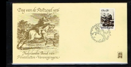 1976 - Netherlands Cover Stamps Day Nr.9 With NVPH 1061 - Amsterdam - [B16_044] - Periode 1949-1980 (Juliana)