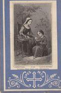 Jeanne Charlotte Marie Prosperine Morren à Louvain - Overlijden