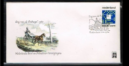 1980 - Netherlands Cover Stamps Day Nr.13 With NVPH 1041 - Rotterdam - [B17_014] - Periode 1980-... (Beatrix)