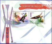 PORTUGAL, 1997, EXTREME SPORTS, CE#B.182, SS, MNH - Mountain Bike