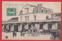 Châlons Sur Marne  --  La Gare - Châlons-sur-Marne