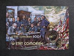 Comores: TB BF N° 5, Neuf XX. - Comores (1975-...)