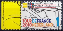Nederland - Tour De France 2010 - Etappe 14/15 - 18/19 Juli 2010 - MNH - NVPH 2722 - Periode 1980-... (Beatrix)
