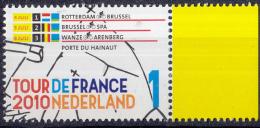 Nederland - Tour De France 2010 - Etappe 1/2/3 - 4/5/6 Juli 2010 - MNH - NVPH 2723 - Periode 1980-... (Beatrix)