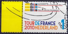 Nederland - Tour De France 2010 - Etappe 16/Rustdag/17 - 20/21/22 Juli 2010 - MNH - NVPH 2724 - Period 1980-... (Beatrix)