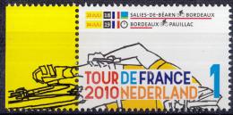 Nederland - Tour De France 2010 - Etappe 18/19 - 23/24 Juli 2010 - MNH - NVPH 2726 - Period 1980-... (Beatrix)