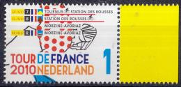Nederland - Tour De France 2010 - Etappe 7/8/Rustdag - 10/11/12 Juli 2010 - MNH - NVPH 2727 - Period 1980-... (Beatrix)