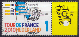 Nederland - Tour De France 2010 - Etappe 9/10/11 -  13/14/15 Juli 2010 - MNH - NVPH 2729 - Periode 1980-... (Beatrix)