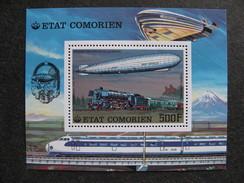 Comores: TB BF N° 8, Neuf XX. - Comores (1975-...)