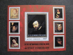 A). Comores: TB BF N° 10, Neuf XX. - Comores (1975-...)