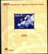 PORTUGAL, 1996, OSCE, CE#B.178, SS, MNH - Blocchi & Foglietti