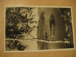 BORROMEE Isole Borromean Islands Lago Maggiore Lake Post Card PIEMONTE Italy Italia - Altre Città
