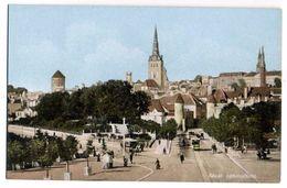 Reval Tallin EGSIS Issue Postcard Printed 1910th - Estonia