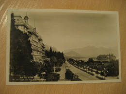 STRESA Hotel Iles Borromees Post Card PIEMONTE Verbano - Cusio - Ossola Italy Italia - Altre Città