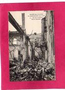 51 Marne, Reims, Bombardements Guerre 1914-17, Rue Des Cordeliers, Maison Queutelot, (Dubois), Militaria - Guerra 1914-18