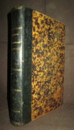 """DICTIONNAIRE FRANCAIS ANGLAIS"" SPIERS Dictionary English French Ecole School Reliure Cuir BAUDRY 1861 ! - Dictionnaires, Thésaurus"