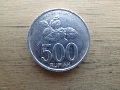 Indonesie  500  Rupiah  2003  Km 67 - Indonesia
