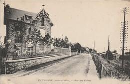 CPA : EAUBONNE  La Rue Des Calais - Eaubonne