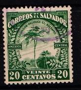 EL SALVADOR - 1924/1926 - MI.Nr.455 - Gebraucht/gebruikt/oblit./used  - ° - Salvador