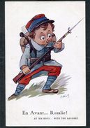 CPA - Illustration Wuyts - En Avant... Rosalie ! - Guerre 1914-18