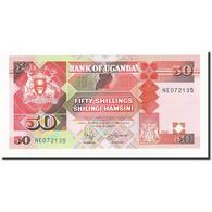 Uganda, 50 Shillings, 1998, KM:30c, NEUF - Ouganda