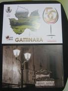 G1 ITALIA GATTINARA VERCELLI 2017 NEW ANNULLO BACALA' BACCALA 30° ANNIVERSARIO 2 CARTOLINE VINO 50 DOCG BOBINA GATTO CAT - Ricette Di Cucina