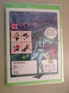 DIV415 : MATTEL BIG JIM HOMME-GRENOUILLE !!  -  Pour  Collectionneurs ... PUBLICITE  Page De Revue Des Années 70 Plastif - Autres Collections