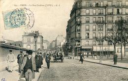 75017  PARIS  LA RUE CARDINET - Distretto: 17