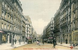 75017  PARIS   SERIE TOUT PARIS RUE BROCHANT - Distretto: 17