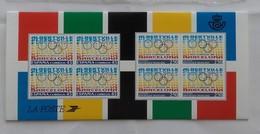 Timbres - émission Commune France Espagne - Pays Olympiques - Bloc Souvenir (neuf SANS Blister) - 1992 - Blocs Souvenir