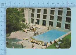 Mexique Fabuloso Hotel Camino Real - Air Mail, Used In 1971, + Stamp - Mexique