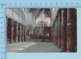 Israel  - The Church Of The Nativity, Used In 1965 + 2 Stamp By Air Mail To Canada - Israel