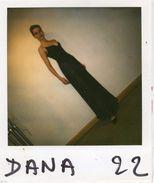 POL550 Polaroid Photo Vintage Original Mode Fashion Mannequin Model Femme Woman - Foto
