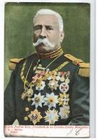 19473    Cpa   Général PORFIRIO DIAZ  , Presidente De Los Estados Unidos  MEXICANOS !!  1908 !!     2 SCANS - Mexique
