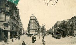 75017  PARIS   BD DE COURCELLES ET RUE DE CHAZELLES - Distretto: 17