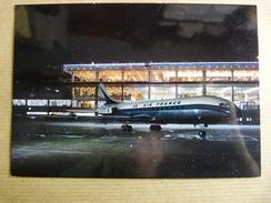 AIRPORT / FLUGHAFEN / AEROPORT     ORLY       CARAVELLE AIR FRANCE   EDITION PI N° 154 - Aerodrome