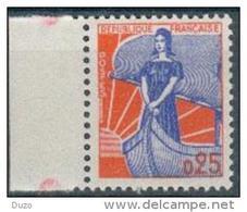 France - 1959/60  - Marianne à La Nef - Y&T N° 1234 ** Luxe Neuf 1er Choix ( Gomme D'origine ) - 1959-60 Marianne (am Bug)