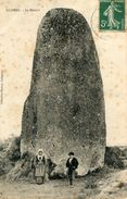MENHIR(GLOMEL) - Dolmen & Menhirs