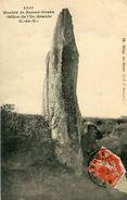 MENHIR(ILE GRANDE) - Dolmen & Menhirs