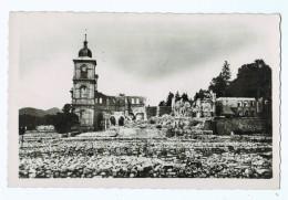 19675  CPA SAINT DIE  , La Cathédrale Après Le Bombardement ! Carte Photo ,  ACHAT DIRECT ! - Saint Die