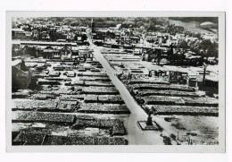 19676  CPA SAINT DIE  , La Cathédrale  ,La Rue Thiers Rasée  !! Carte Photo ,  ACHAT DIRECT ! - Saint Die