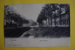 Tournai . Nels . Série 48 N° 86 . Quai De Paris - Tournai