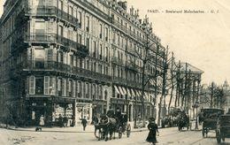 75017  PARIS   BD MALESHERBES  (PLI ANGLE INF GAUCHE) - Distretto: 17