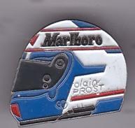 Pin's MALBORO ALAIN PROST - F1