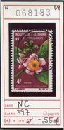 Neukaledonien - Nouvelle Caledonie - Michel 397 - Oo Oblit. Used Gebruikt - Blumen - Flowers Fleurs Bloemen - Neukaledonien