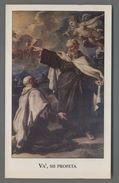ES3363 S. SAN ELIA PROFETA CARMELITANI ROMA Santino - Religión & Esoterismo